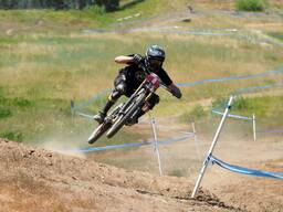 Photo of Rhys EWING at Tamarack Bike Park, ID