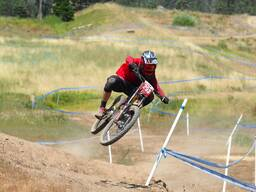 Photo of Chayce WILLIAMS at Tamarack Bike Park