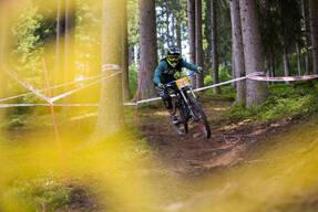 Photo of Nina HOFER at Innsbruck