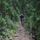 Photo of Rider 957 at Big Sky, MT