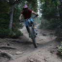 Photo of Andrew BLESSING at Big Sky, MT