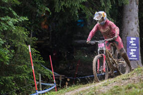 Photo of Myriam NICOLE at Morzine