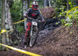 Photo of Patrick ALCISTO at Killington, VT