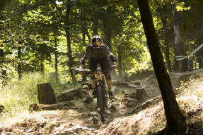Photo of Steve SWAN at Okeford Hill
