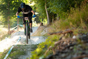 Photo of Lex CLEAL at Okeford Hill