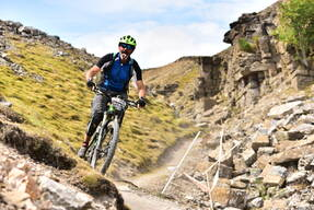 Photo of David CLARK (gvet) at Swaledale