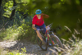 Photo of Russell WHELAN at Okeford Hill