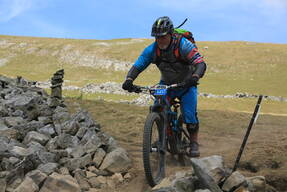 Photo of Dave MITCHAM at Swaledale