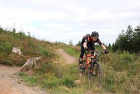 Photo of John FAGAN at Ballyhoura Woods, Co. Limerick