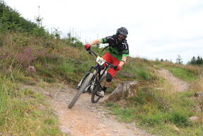 Photo of David EGAN at Ballyhoura Woods, Co. Limerick