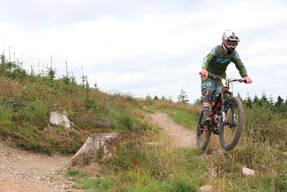 Photo of Ross ENNIS at Ballyhoura Woods, Co. Limerick