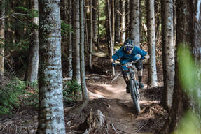 Photo of Kristian DUFT at Snoqualmie Pass, WA
