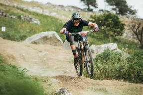Photo of Chris PEARSON (mas) at Swaledale