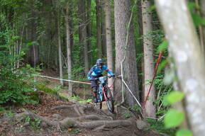 Photo of Katy WINTON at Petzen-Jamnica