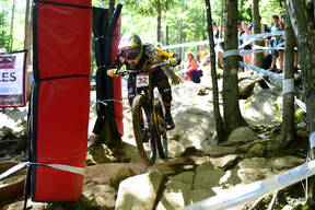 Photo of Phil ATWILL at Mont-Sainte-Anne