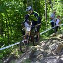 Photo of Matt WALKER at Mont-Sainte-Anne, QC