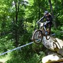 Photo of Mike JONES (elt) at Mont-Sainte-Anne, QC