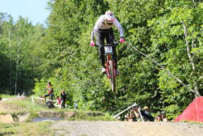 Photo of Jack MOIR at Mont-Sainte-Anne