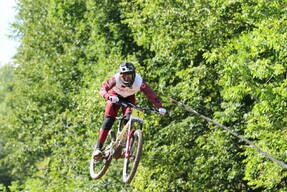 Photo of Amaury PIERRON at Mont-Sainte-Anne, QC