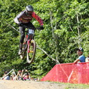 Photo of Mark WALLACE at Mont-Sainte-Anne, QC