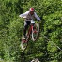 Photo of Dean LUCAS at Mont-Sainte-Anne, QC