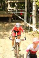 Photo of Linda INDERGAND at Mont-Sainte-Anne, QC