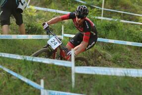 Photo of Catriel Andres SOTO at Mont-Sainte-Anne, QC