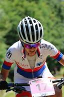 Photo of Jitka SKARNITZLOVA at Mont-Sainte-Anne, QC