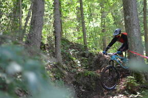 Photo of Matthew WALKER at Petzen-Jamnica