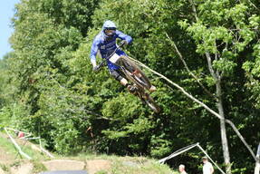 Photo of Benoit COULANGES at Mont-Sainte-Anne