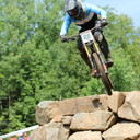 Photo of Justin CLEMENTS at Mont-Sainte-Anne, QC