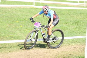 Photo of Siobhan KELLY at Mont-Sainte-Anne
