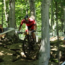 Photo of Simon ANDREASSEN at Mont-Sainte-Anne, QC