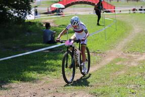 Photo of Sina FREI at Mont-Sainte-Anne, QC
