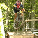 Photo of Christopher BLEVINS at Mont-Sainte-Anne, QC