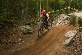 Photo of Drew BECKER at Victory Hill, VT