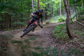 Photo of Saben ROSSI at Victory Hill, VT