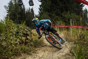 Photo of Martin MAES at Whistler
