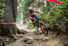 Photo of Remi GAUVIN at Whistler