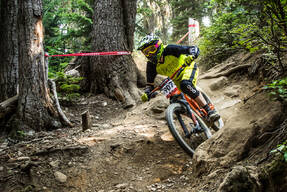 Photo of Martin NEWMAN at Whistler