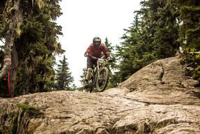 Photo of Brett GOSSMAN at Whistler