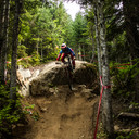Photo of Sam BLENKINSOP at Whistler, BC