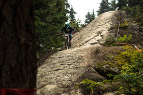 Photo of Cassie VOYSEY at Whistler