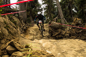 Photo of Cole REYNOLDSON at Whistler, BC