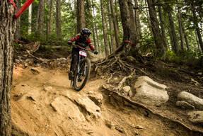 Photo of Anita GEHRIG at Whistler, BC