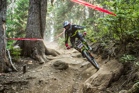 Photo of Harrison TAILBY at Whistler