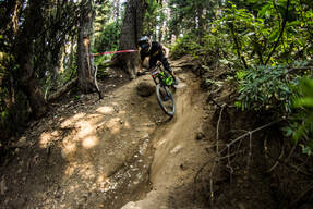 Photo of Tim FALVEY at Whistler