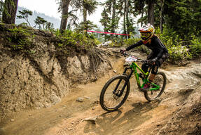 Photo of Melissa PENROSE at Whistler