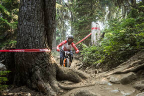 Photo of Andréane LANTHIER NADEAU at Whistler