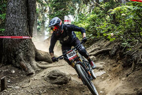 Photo of Daniel GOMEZ (west) at Whistler